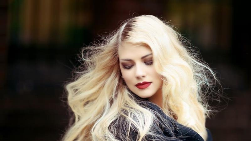 Selection of Treatments to Beautify Blond Hair