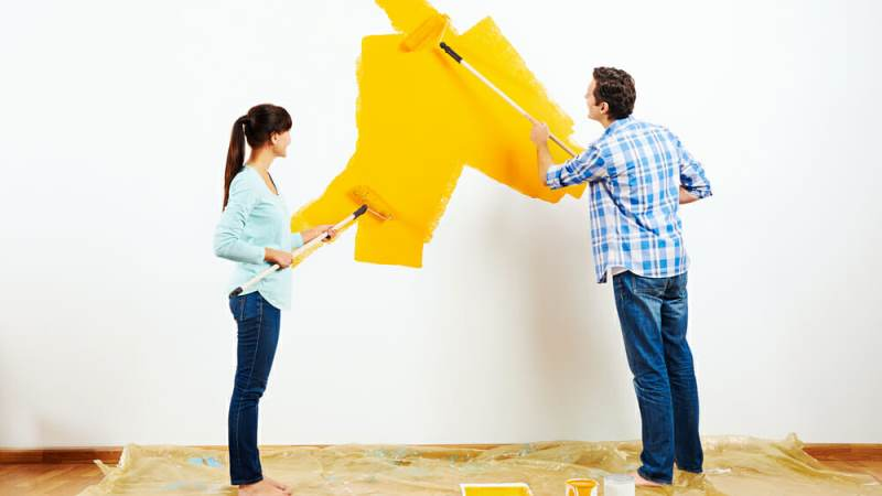 Interior Painting And How Every Improvement In Skill Helps