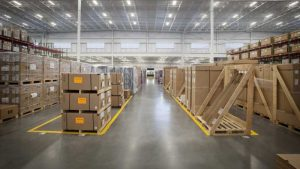 The Planning Steps of Building a Warehouse