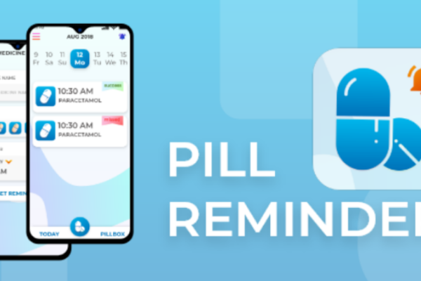 Improve Your Medication Adherence With Pill Reminders